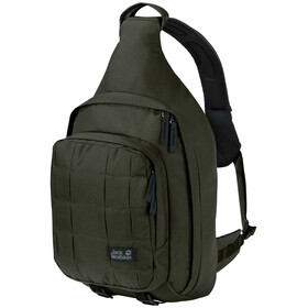 Jack Wolfskin TRT 10 Shoulder Bag pinewood